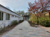 Auenbereich-Pavillon